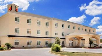 Hotel - Super 8 by Wyndham Odessa TX
