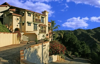 托班加峽谷旅館民宿 Topanga Canyon Inn Bed and Breakfast