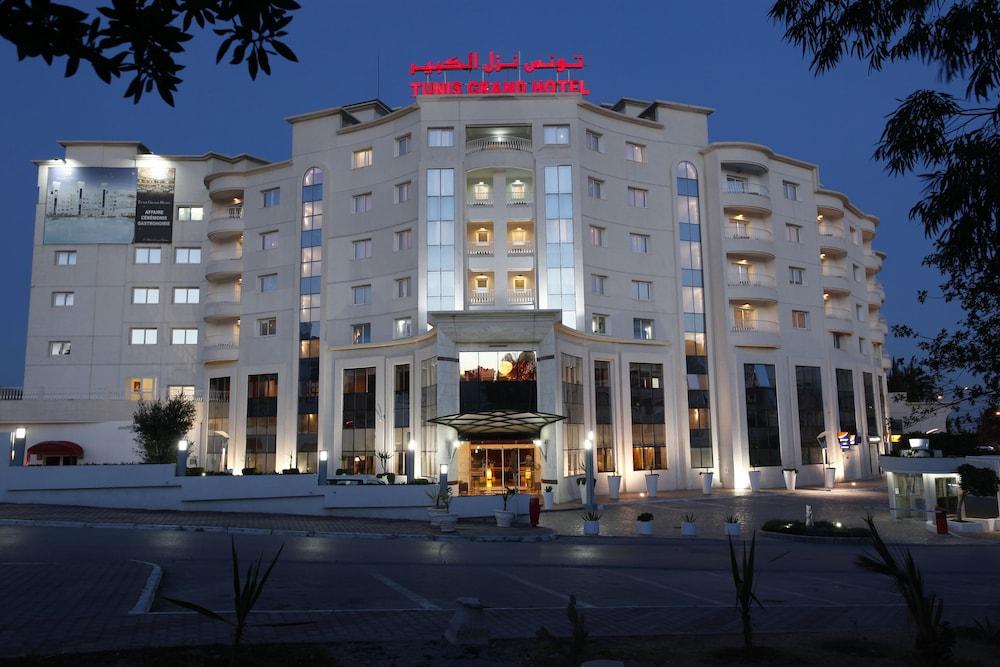 Hotel Tunis Grand Hotel