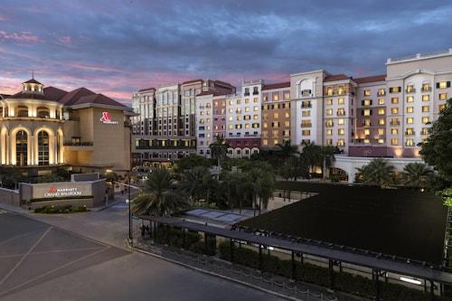 . Manila Marriott Hotel