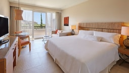 Deluxe Room, 1 King Bed With Sofa Bed, Balcony, Sea View