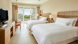 Deluxe Room, 2 Twin Beds, Balcony, Sea View