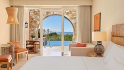 Premium Infinity Sea View, Guest Room, 1 King, Sofa Bed