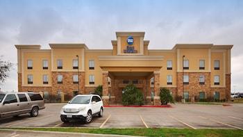 Hotel - Best Western Bastrop Pines Inn