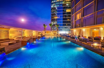 Hotel - Media One Hotel Dubai