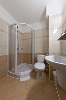 Civitas Boutique Hotel Sopron - Bathroom  - #0