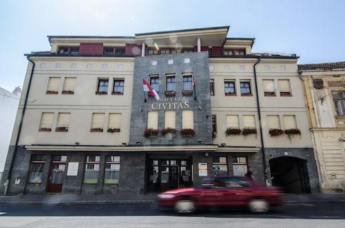 . Civitas Boutique Hotel Sopron