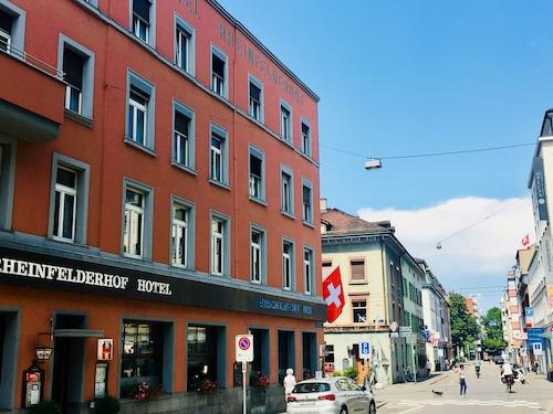 Hotel Rheinfelderhof, Basel