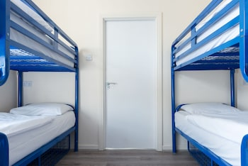 1bed in 6-bed mixed dormitory ensuite