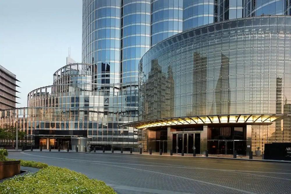 Armani Hotel Dubai, Imagem em destaque