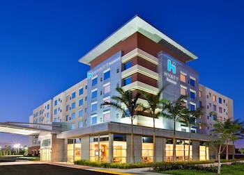 勞德代爾堡機場郵輪港凱悅飯店 HYATT house Fort Lauderdale Airport & Cruise Port