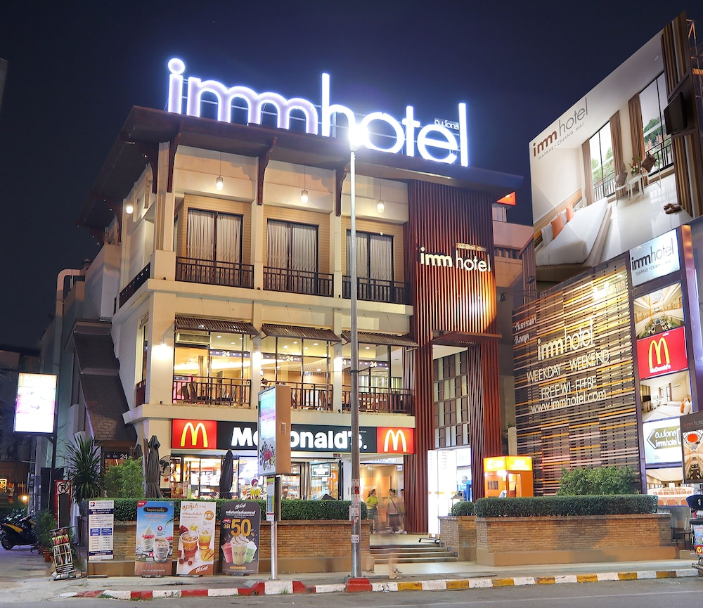 イム ホテル タフェ チェンマイ