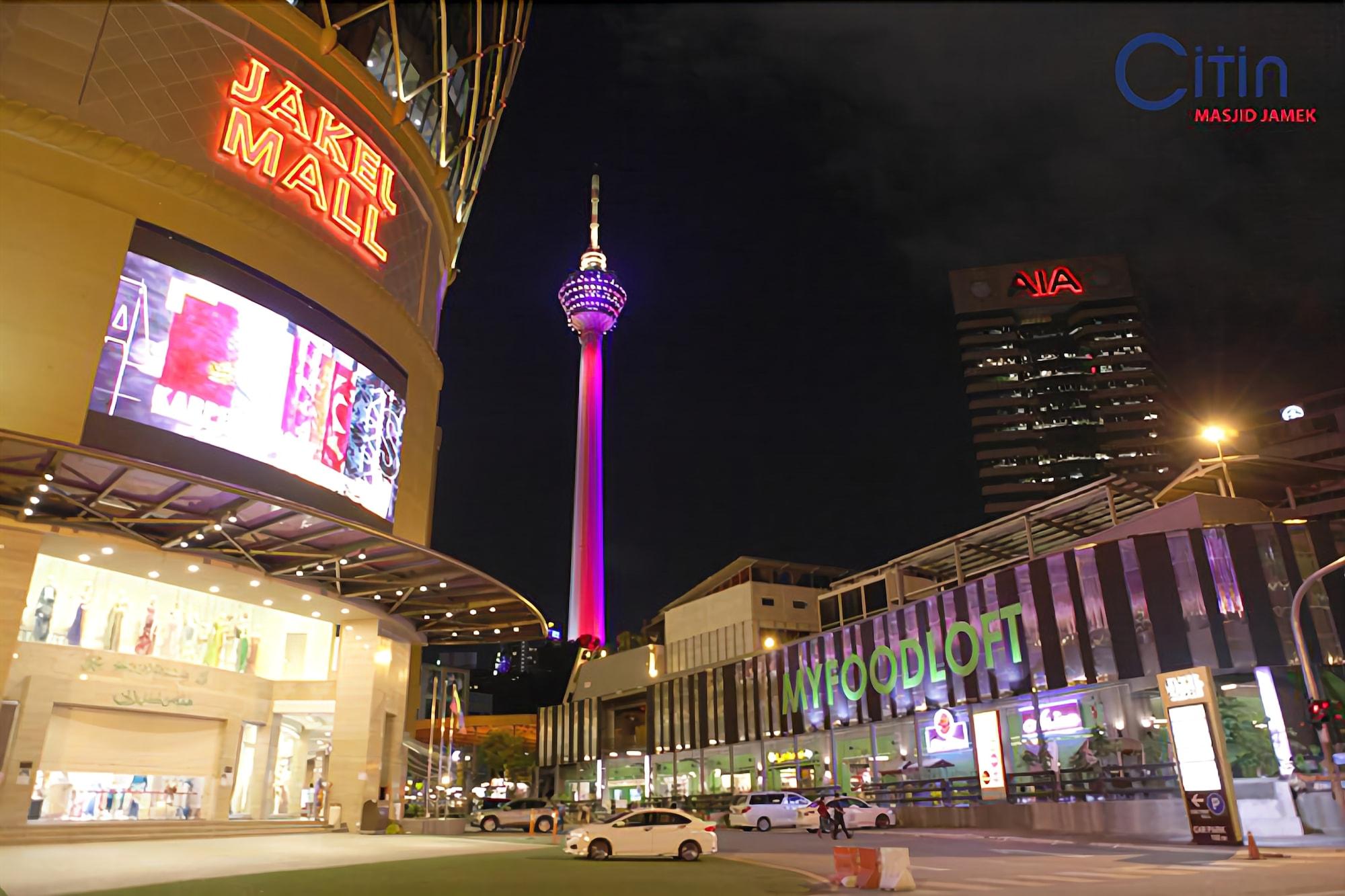 Citin Hotel Masjid Jamek by Compass Hospitality, Kuala Lumpur