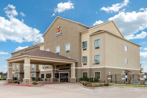 . Comfort Inn & Suites Navasota