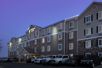 米德蘭伍德斯普林套房飯店 WoodSpring Suites Midland