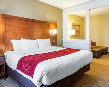 1 King Bed, Suite, Non Smoking