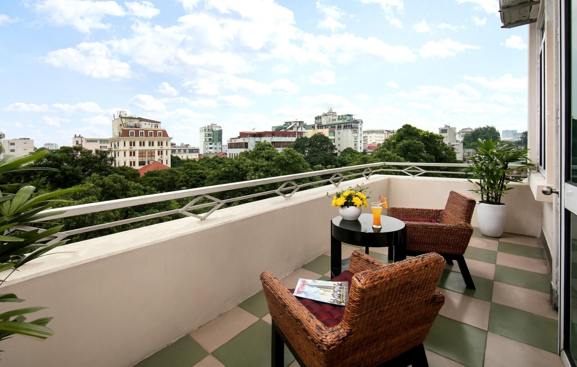 Hanoi Anise Hotel & Spa, Ba Đình