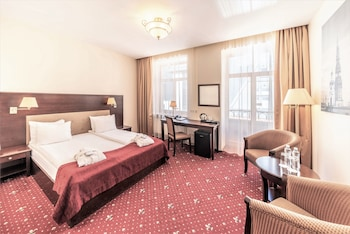 Superior Double Room, 1 Double Bed, Balcony