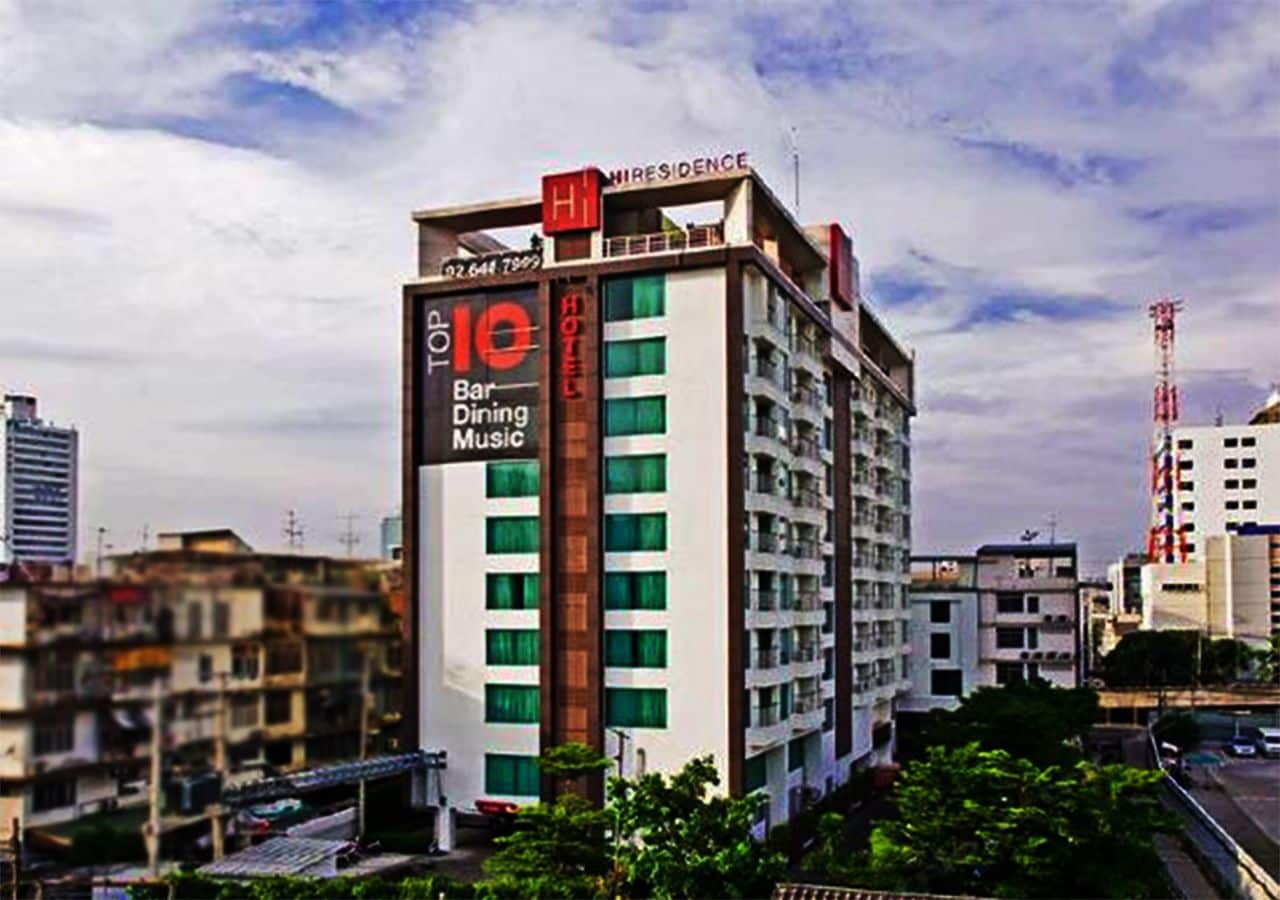 Hi Residence Bangkok, Ratchathewi