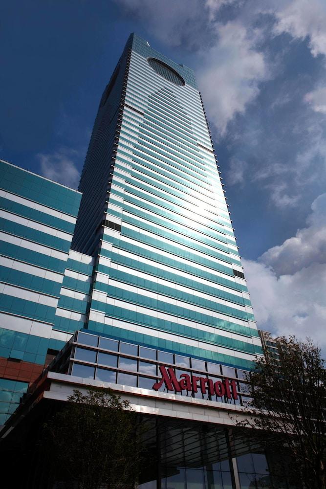 蘇州マリオット ホテル (蘇州万豪酒店)