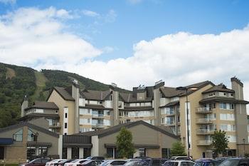 Hebergement Mont-Ste-Anne