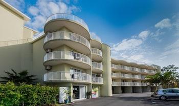 卡巴雷塔湖公寓式飯店 Cabarita Lake Apartments