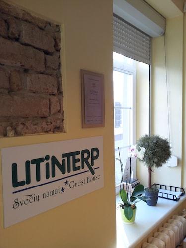 Litinterp Guesthouse Vilnius, Vilniaus