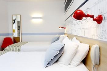 ホテル ドゥ フランス ガール ドゥ リヨン バスチーユ
