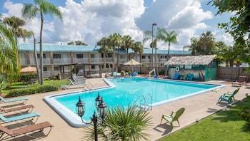 克利爾沃特市中心馬格努森飯店 Magnuson Hotel Clearwater Central
