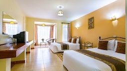 Superior Twin Room, Multiple Beds, Non Smoking, Private Bathroom