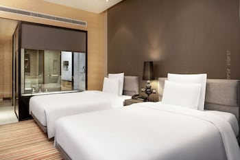 Premier Room, 2 Twin Beds, City View