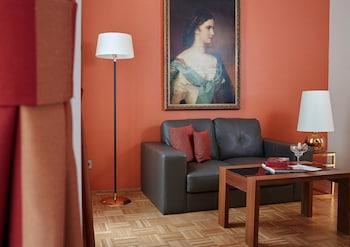 Executive Apartment, Kitchenette