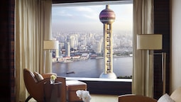 Club Suite, 1 Bedroom, Business Lounge Access, Tower (pearl Tower View)