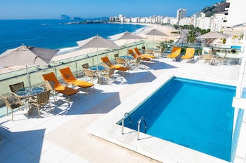 科帕卡巴納競技場飯店 Arena Copacabana Hotel