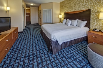 Hotel - Fairfield Inn & Suites by Marriott Oklahoma City-Warr Acres