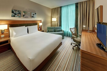 Room, 1 Queen Bed with Sofa bed