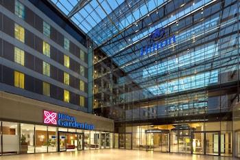 Hilton Garden Inn Frankfurt Airport - Lobby