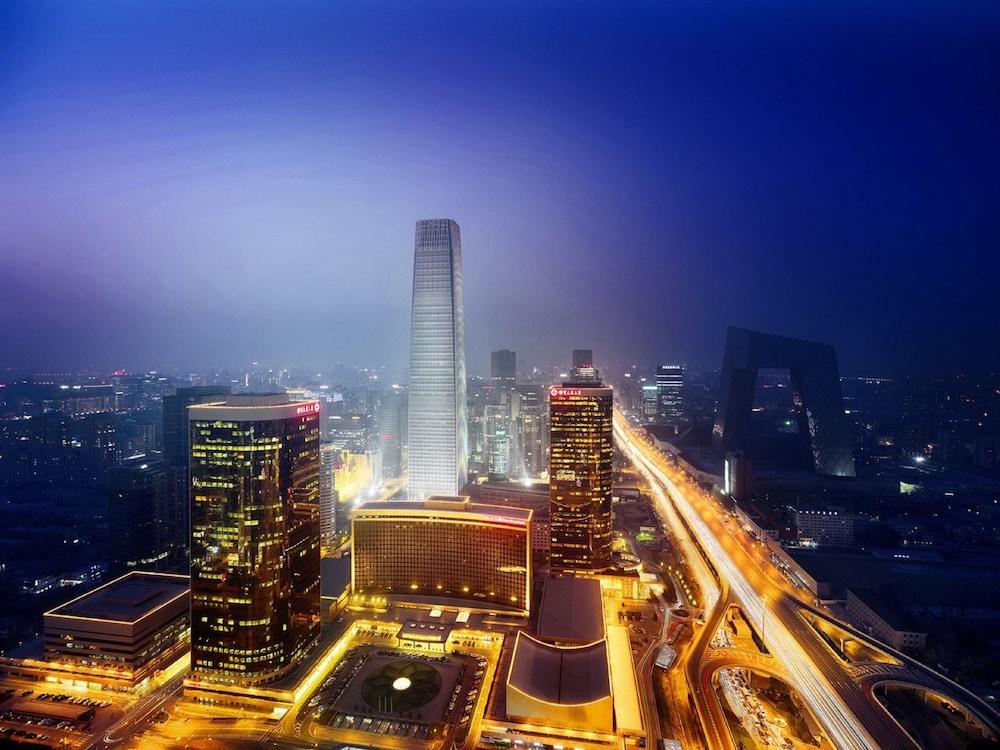 シャングリ・ラ チャイナ ワールド サミット ウィング 北京 (北京国貿大酒店 香格里拉管理)