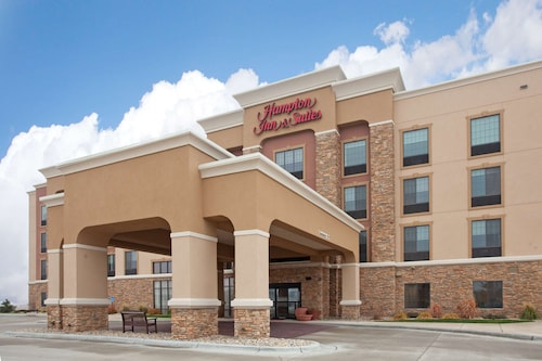 . Hampton Inn and Suites Watertown