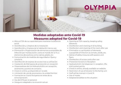 . Hotel Olympia Ronda II