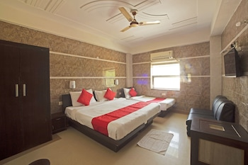 Triple Room to Triple Room with Complimentary Railway Station Pickup