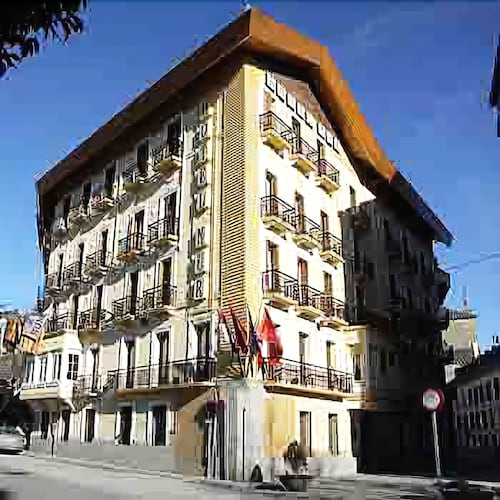 Hotel Mur, Huesca