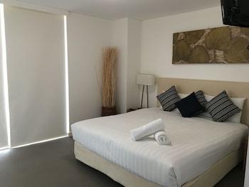Guestroom at Kirra Surf Apartments in Coolangatta