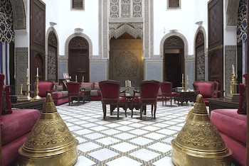 Hotel - La Maison Bleue Batha