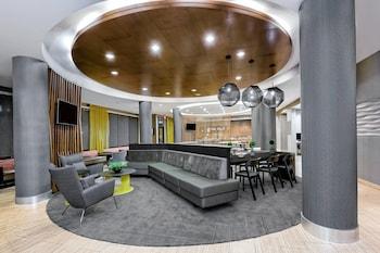 聖安東尼奧海洋世界拉克蘭萬豪春丘套房飯店 SpringHill Suites by Marriott San Antonio SeaWorld Lackland