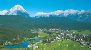 Torri di Seefeld - Aerial View  - #0