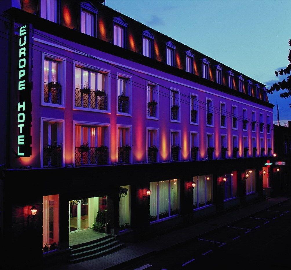 Europe Hotel,