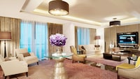 The Presidential Suite with Executive Lounge Benefit