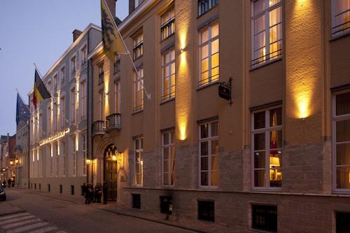 . Grand Hotel Casselbergh Bruges