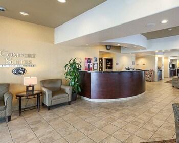 凱富醫療中心套房飯店近六旗樂園 Comfort Suites Medical Center near Six Flags